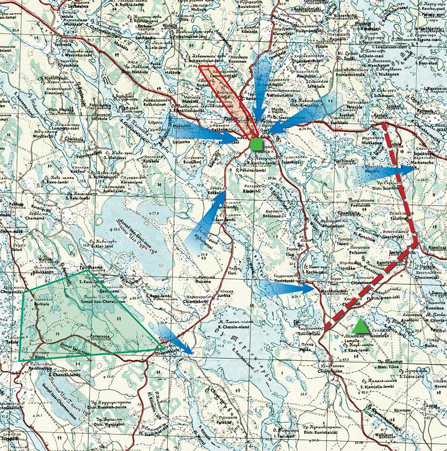 265 Strelkovaya Diviziya Istoricheskaya Spravka Vyborgsko